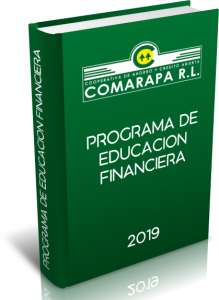 PLAN DE EDUCACION FINANCIERA 2019